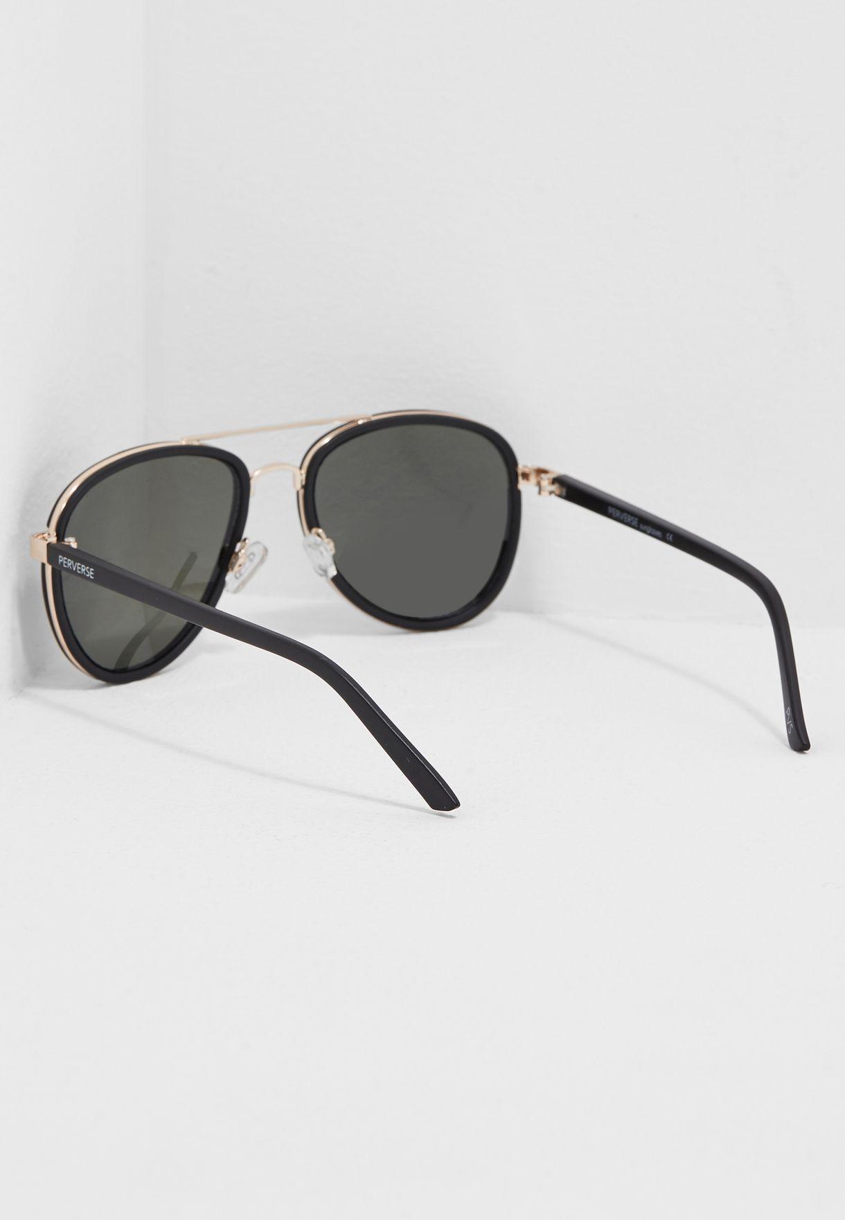 9a5418286 تسوق نظارة شمسية فلاي ماركة توماس جيمس لوس انجلس لون متعدد الألوان ...