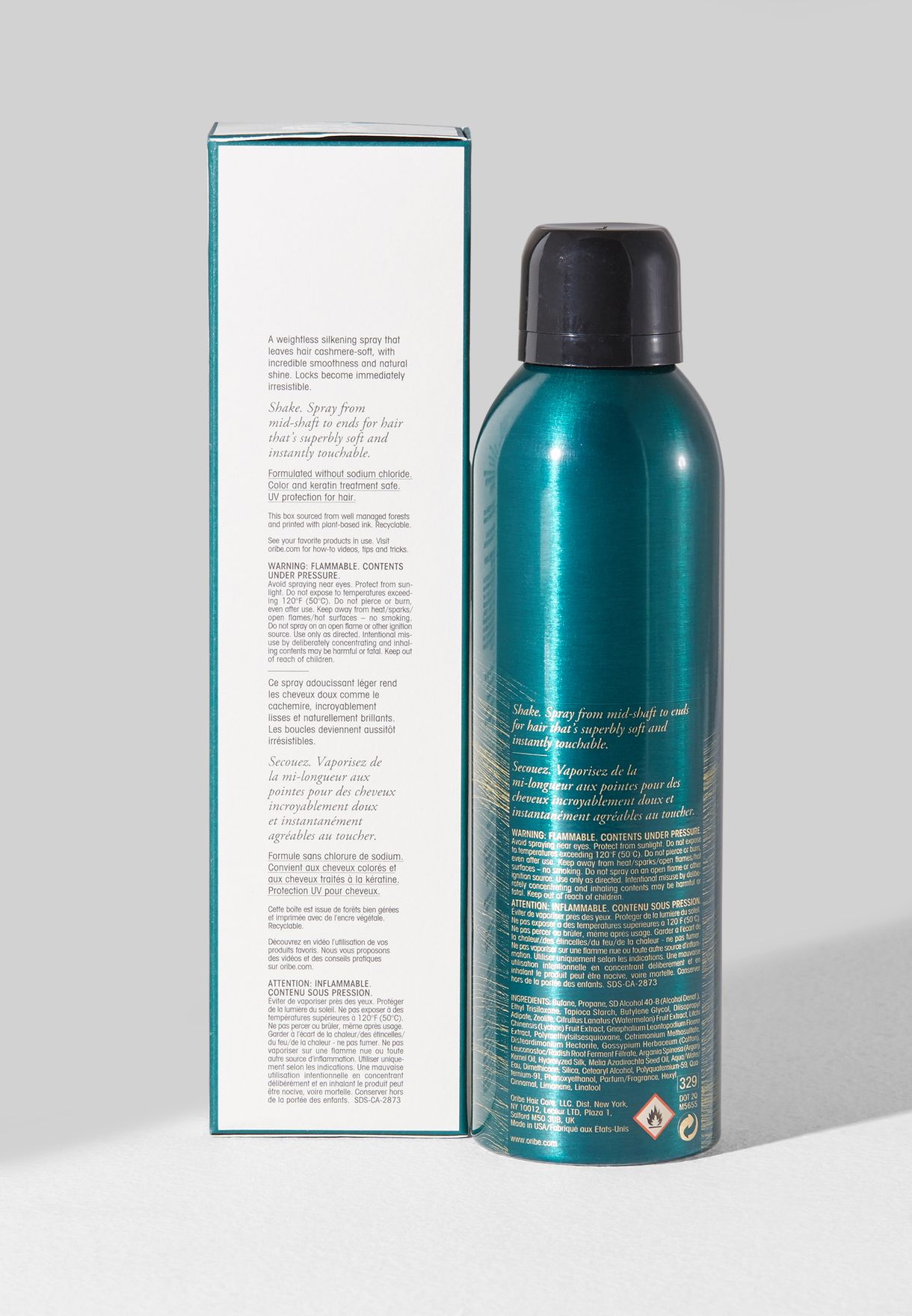 Soft Dry Conditioning Spray