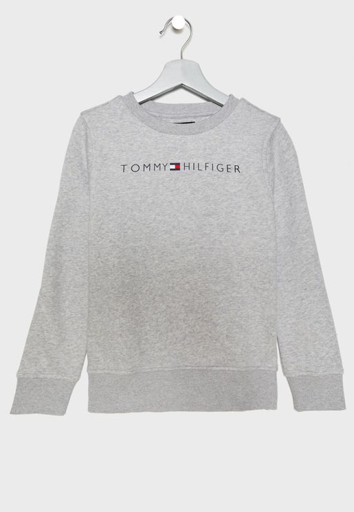 Teen Logo Sweatshirt
