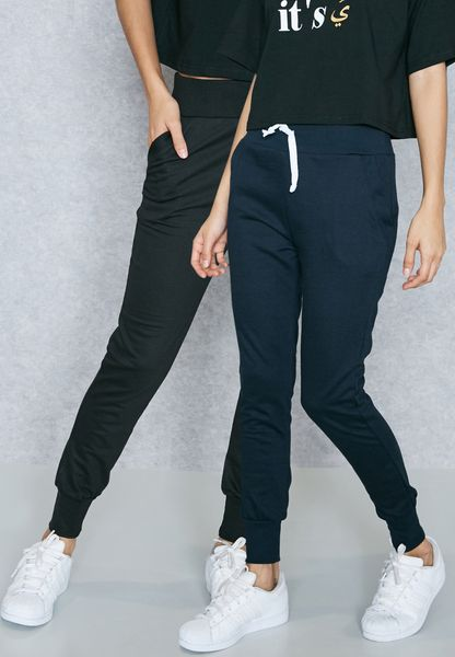2 Pack Essential Joggers