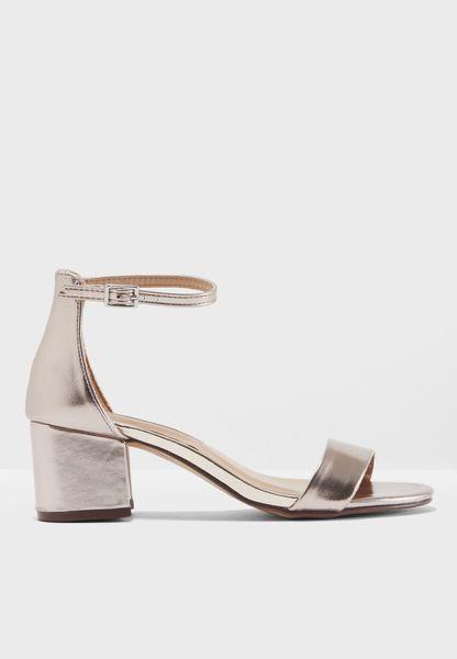 Saint Block Heel Sandals