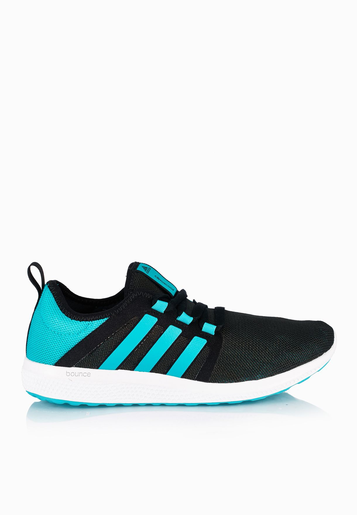 9b2374c2be0b3 Shop adidas black Climacool Fresh Bounce S74428 for Women in UAE ...