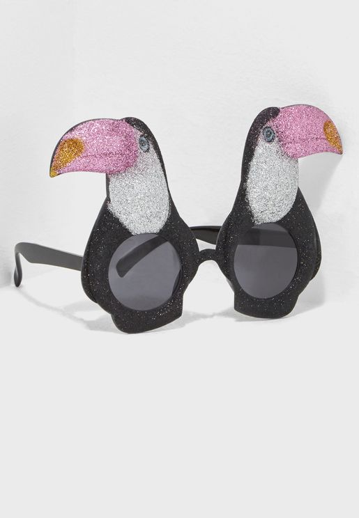 All Sorts Toucan Sunglasses
