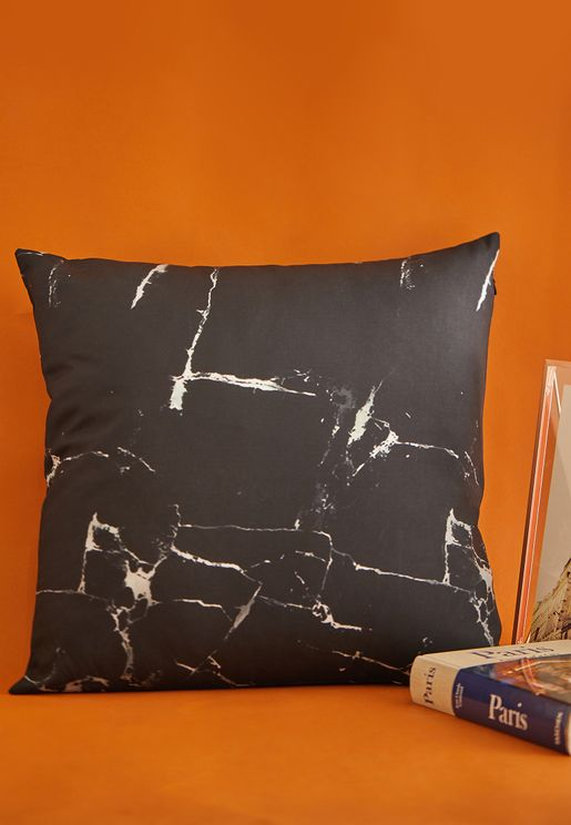 Marble Cushion With Insert