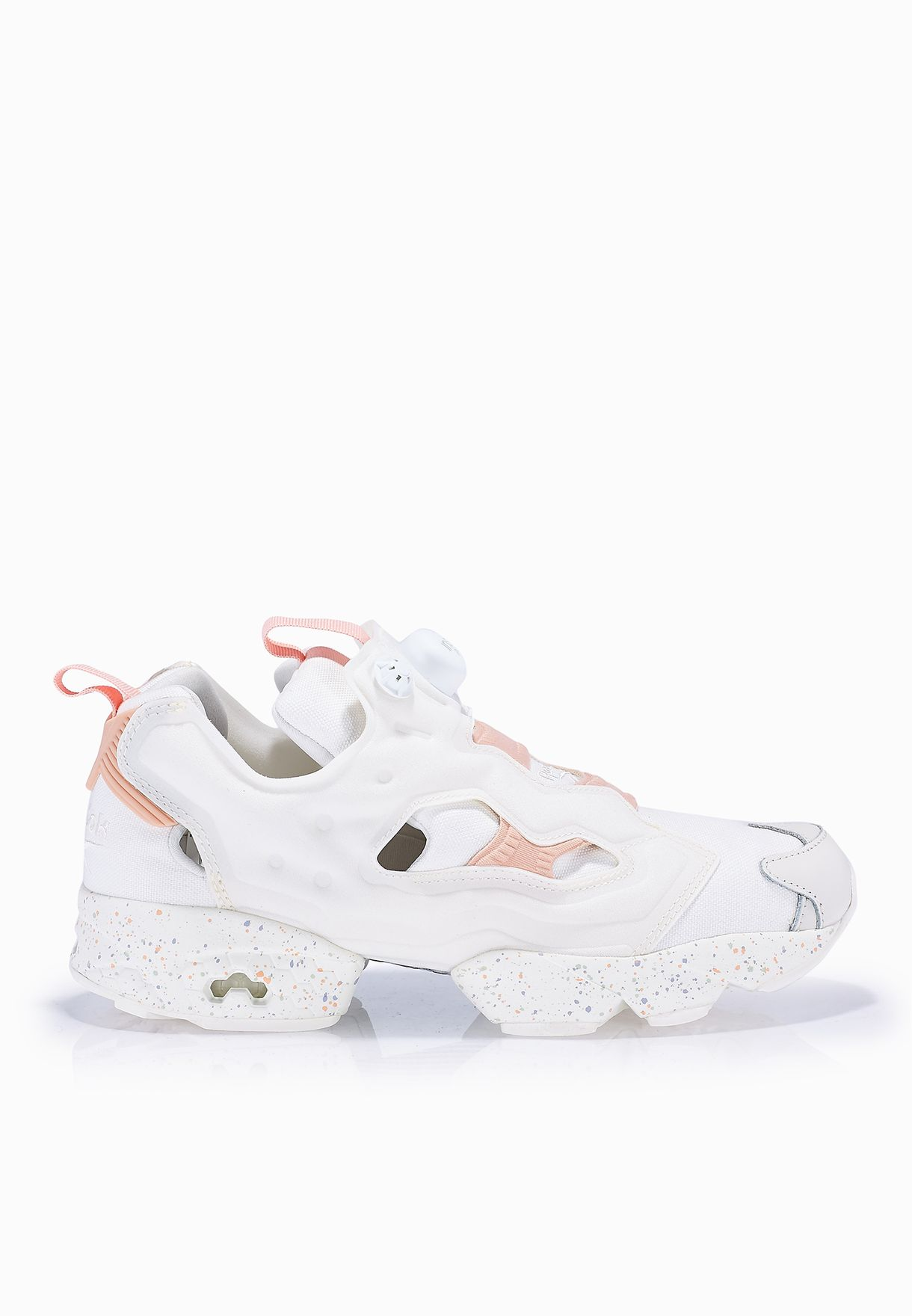 d2f08de7 Shop Reebok white Instapump Fury Celebrate T V69801 for Women in UAE ...
