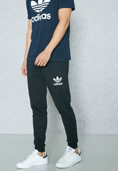 3 Stripe Cuffed Sweatpants