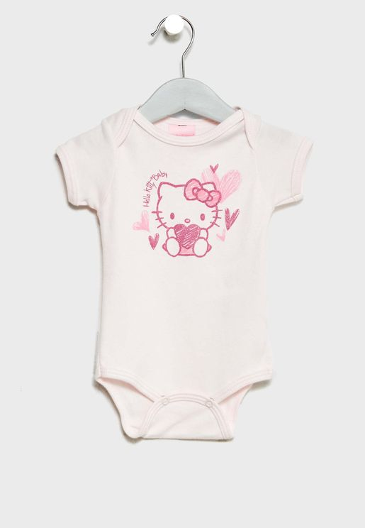 Infant Logo Bodysuit