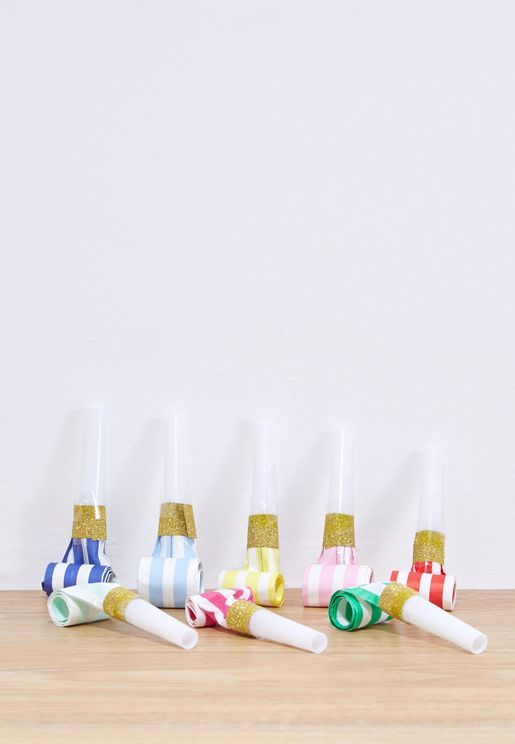 Multipack Birthday Party Blowers