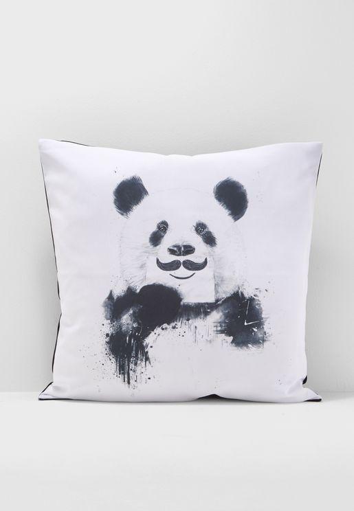 Panda Cushion Insert Included