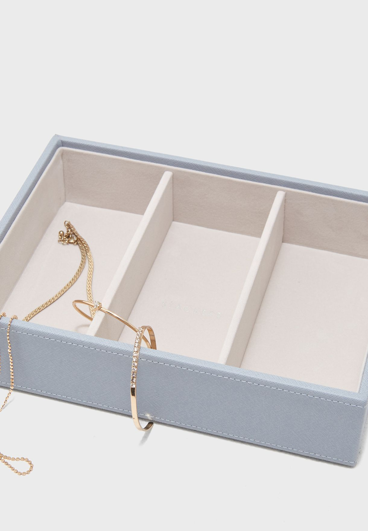 Classic Set Of 3 Stacking Jewellery Box