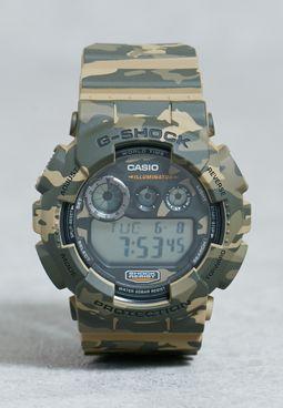 GD-120CM-5DR Watch
