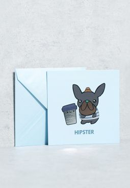 Hipster Card