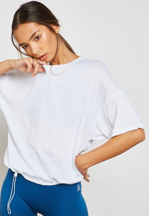 Elements Mesh T-Shirt