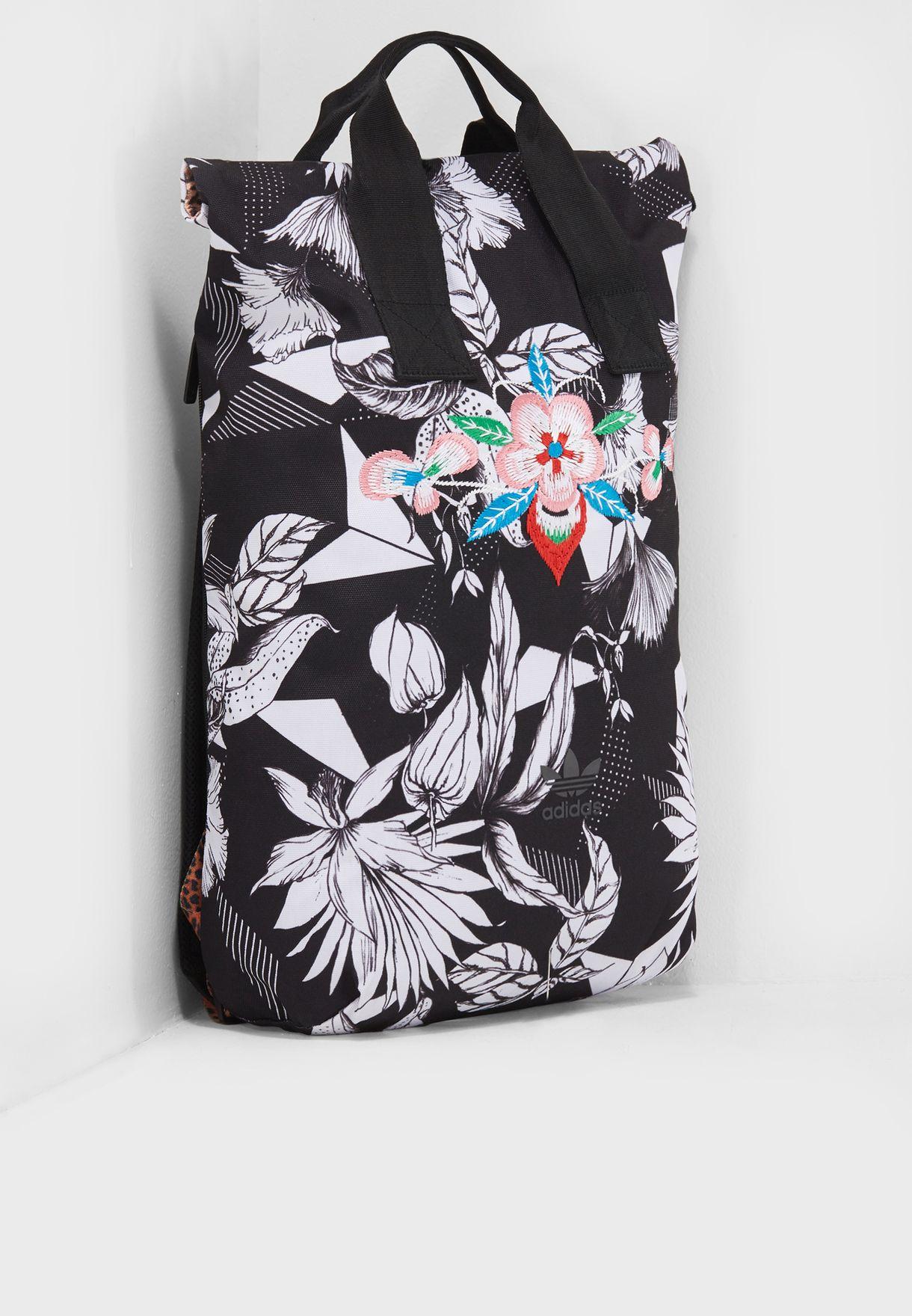 2da2dbde20 Shop adidas Originals prints FARM Backpack CE5644 for Women in UAE ...