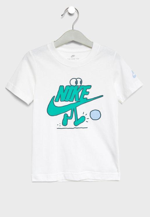 Kids Futura Dude T-Shirt