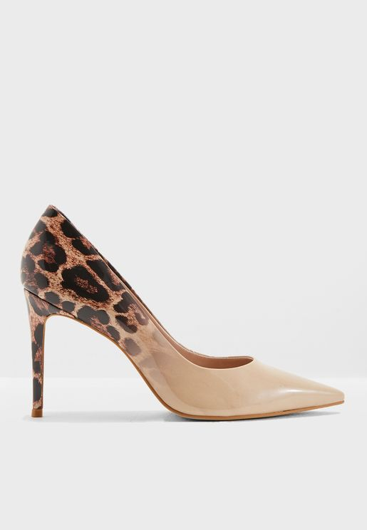 Alison Heeled Pumps