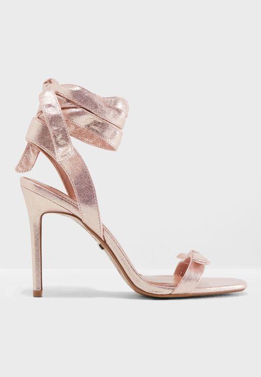 Raea Bow Sandal