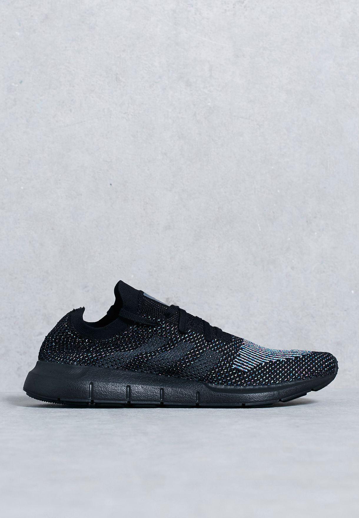 c77d1b7ecb361 Shop adidas Originals black Swift Run PK CG4127 for Men in UAE ...
