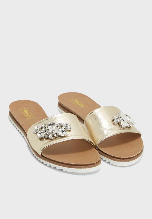 Lala Embellished Sandal