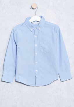 Kids Woven Shirt