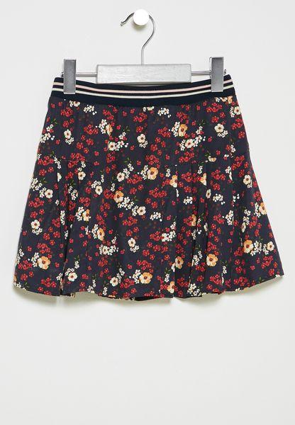 Little Rib Skirt