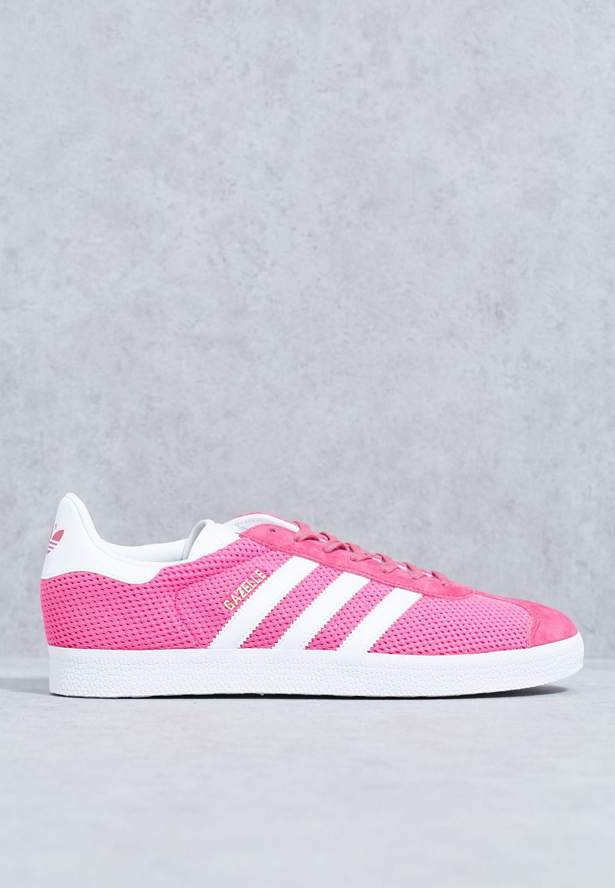 Adidas Sneakers Women Gazelle Bb2759 Pink | eBay