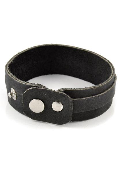 Black Duplex Bracelet