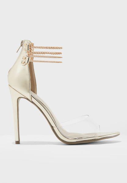 Strap Chain Sandal