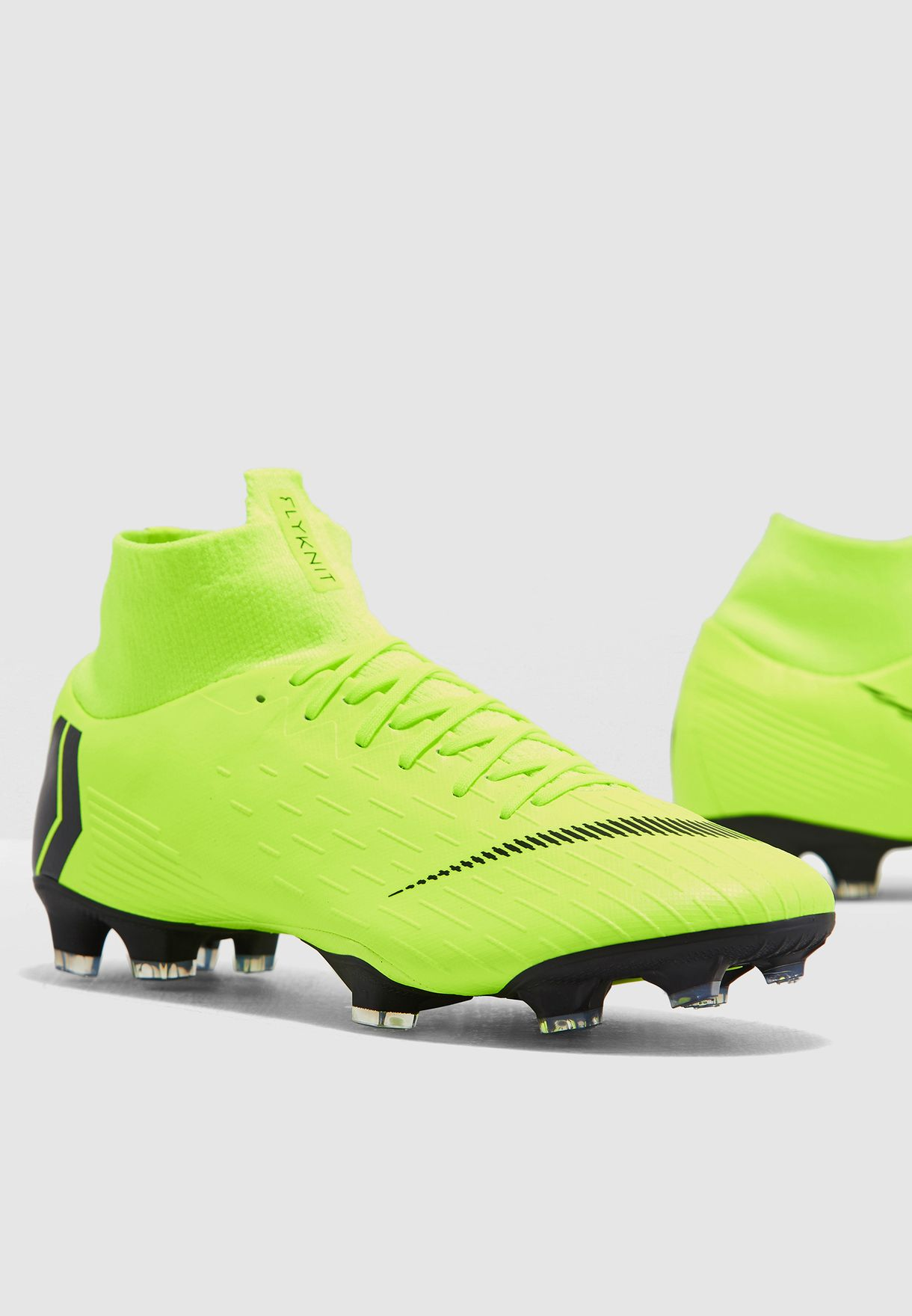 aff55ce1b5d Shop Nike yellow Superfly 6 Pro FG AH7368-701 for Men in UAE ...