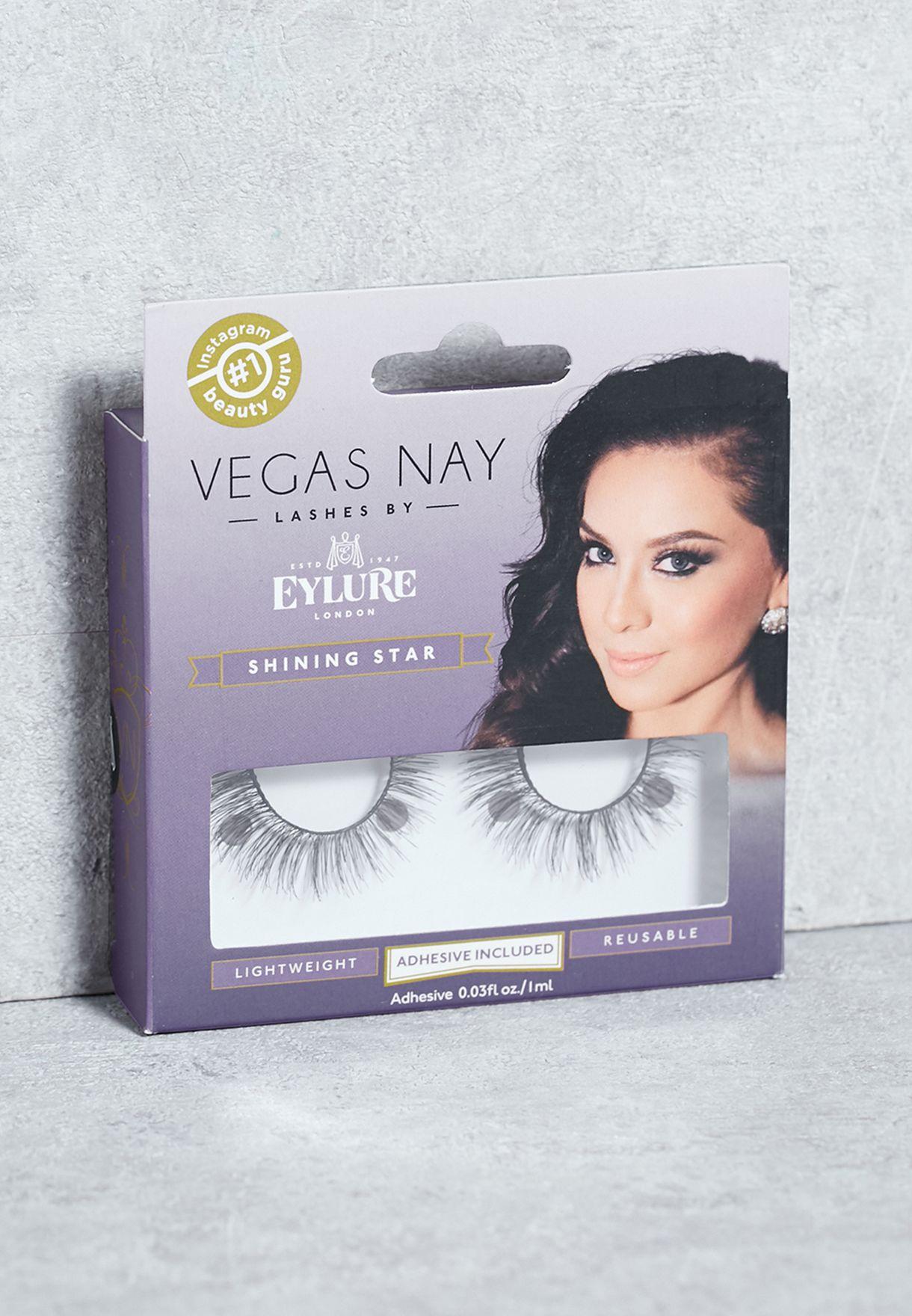 cb763cc5d97 Shop Eylure black Vegas Nay Shining Star 5011522110288 for Women in ...