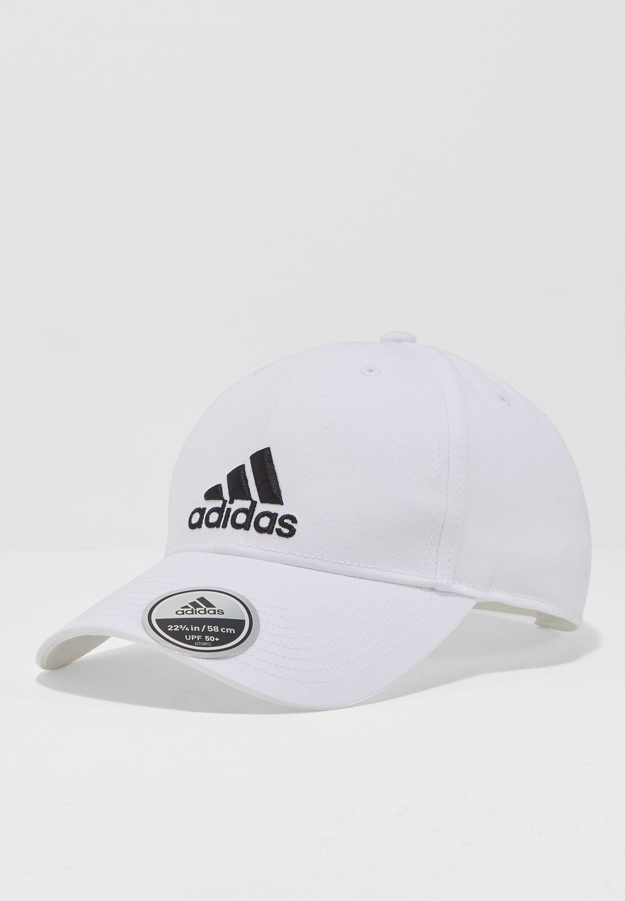 Shop adidas white Classic 6 Panel Cap S98150 for Men in Oman - AD476AC63JMY 48d1291c1a5