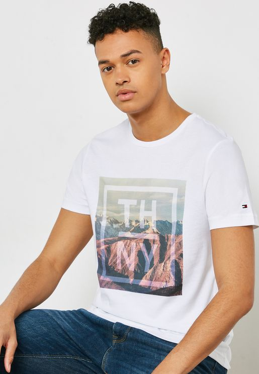Graphic Printed T-Shirt