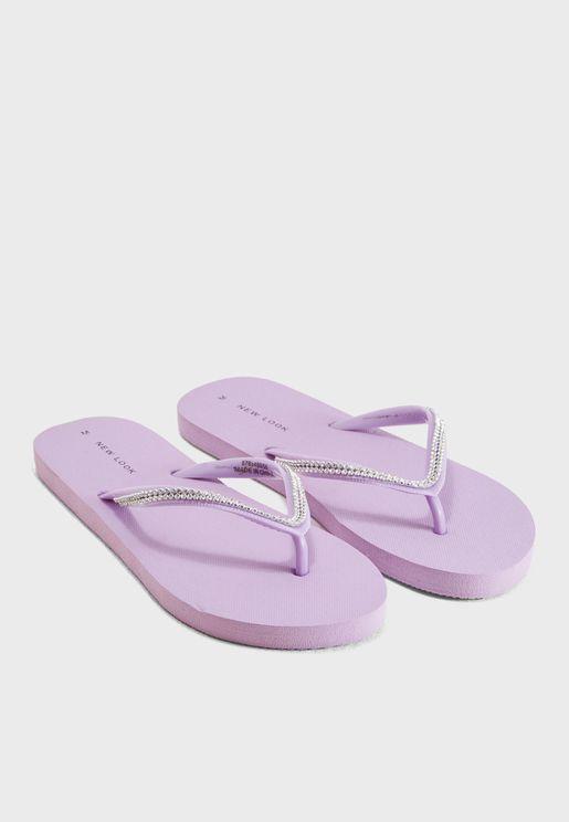 Eva Diamonte Flip Flop