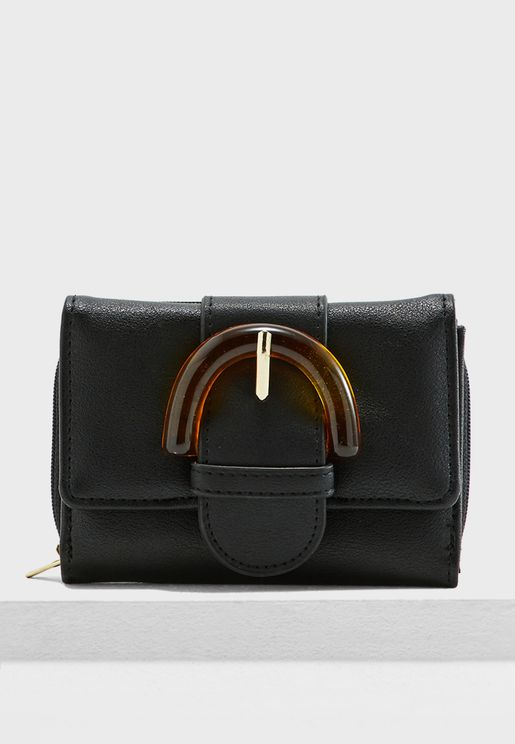 Bianca Belt Detail Wallet