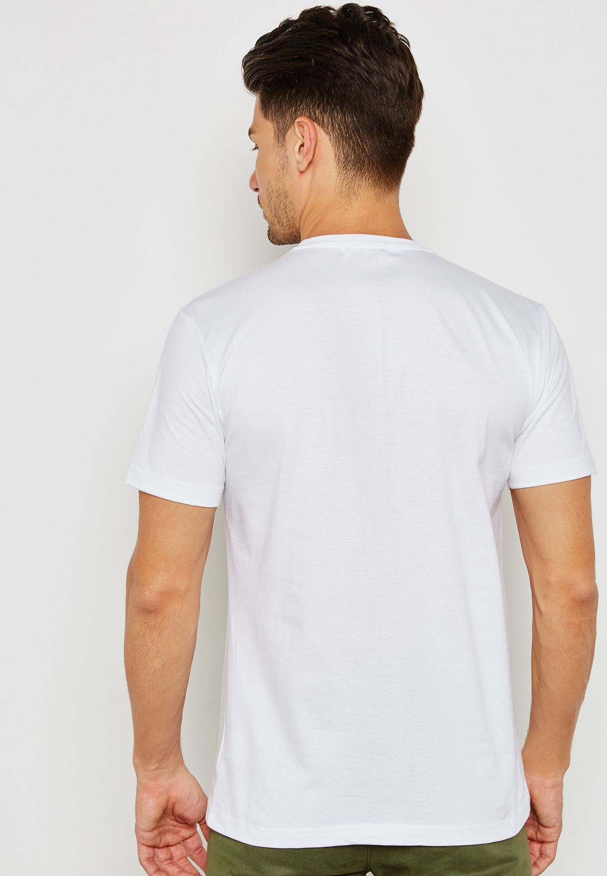 Basic Crew Neck T-Shirt
