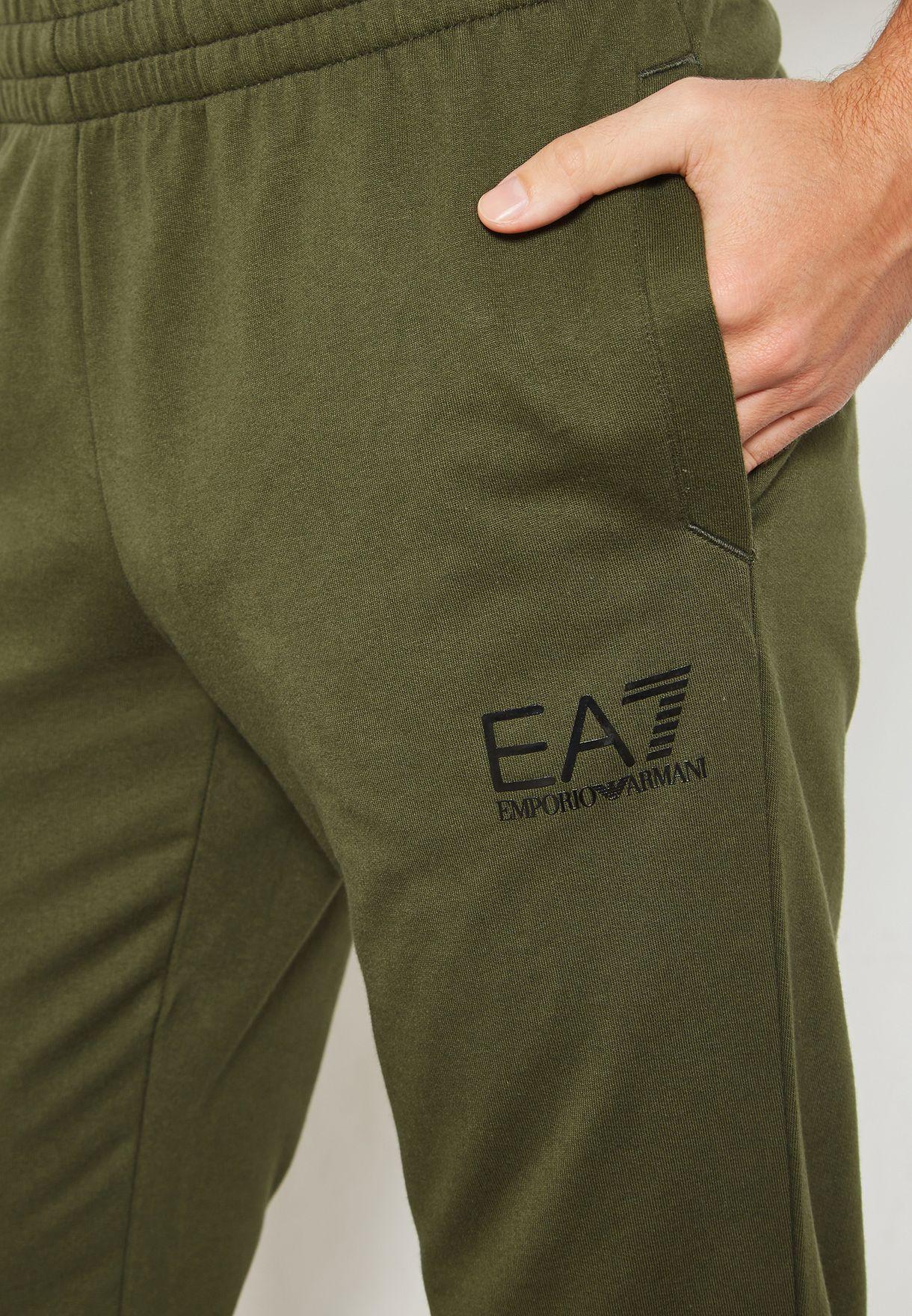 Train Core Cuffed Slim Fit Sweatpants