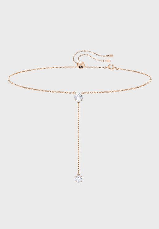 Attract Y Necklace