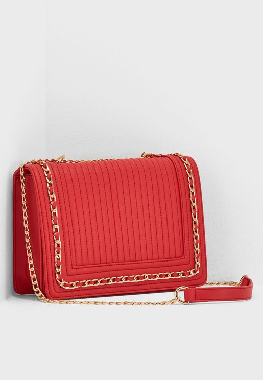 Multiway Straps  Chain Crossbody