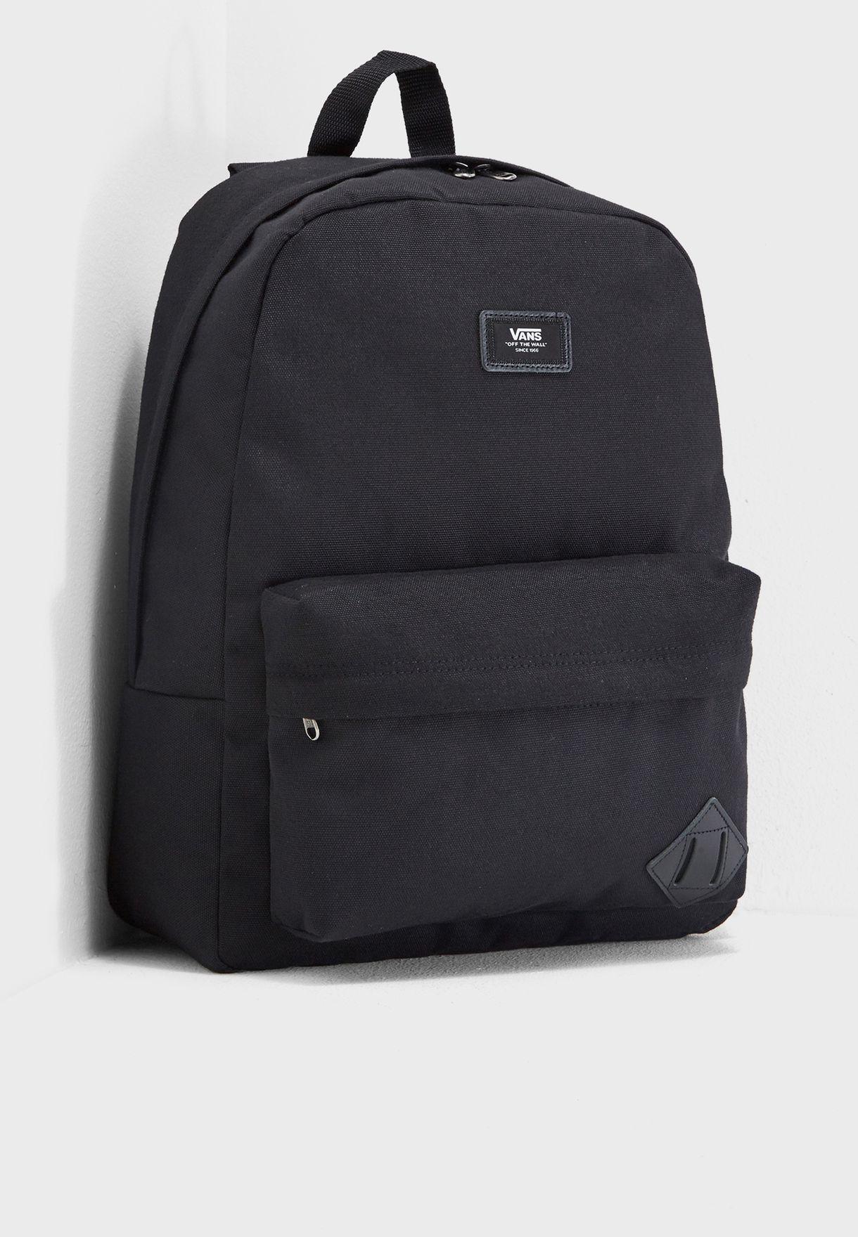 7d5113777d Shop Vans black Old Skool Backpack VONIBLK for Men in Kuwait ...