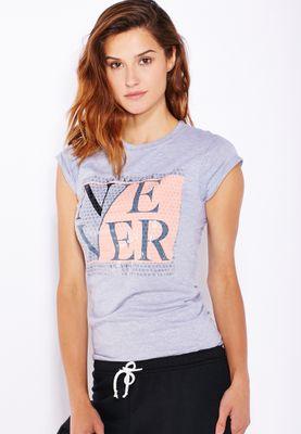 Ginger Never Slogan T-Shirt