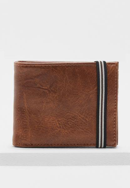 محفظة مطاطية
