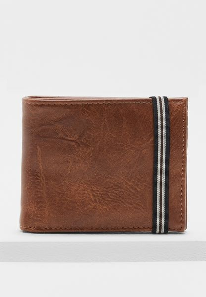 Elasticated Wallet