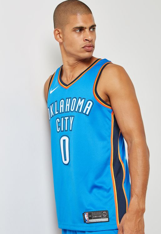 Oklahoma City Thunder Westbrook Swingman Jersey