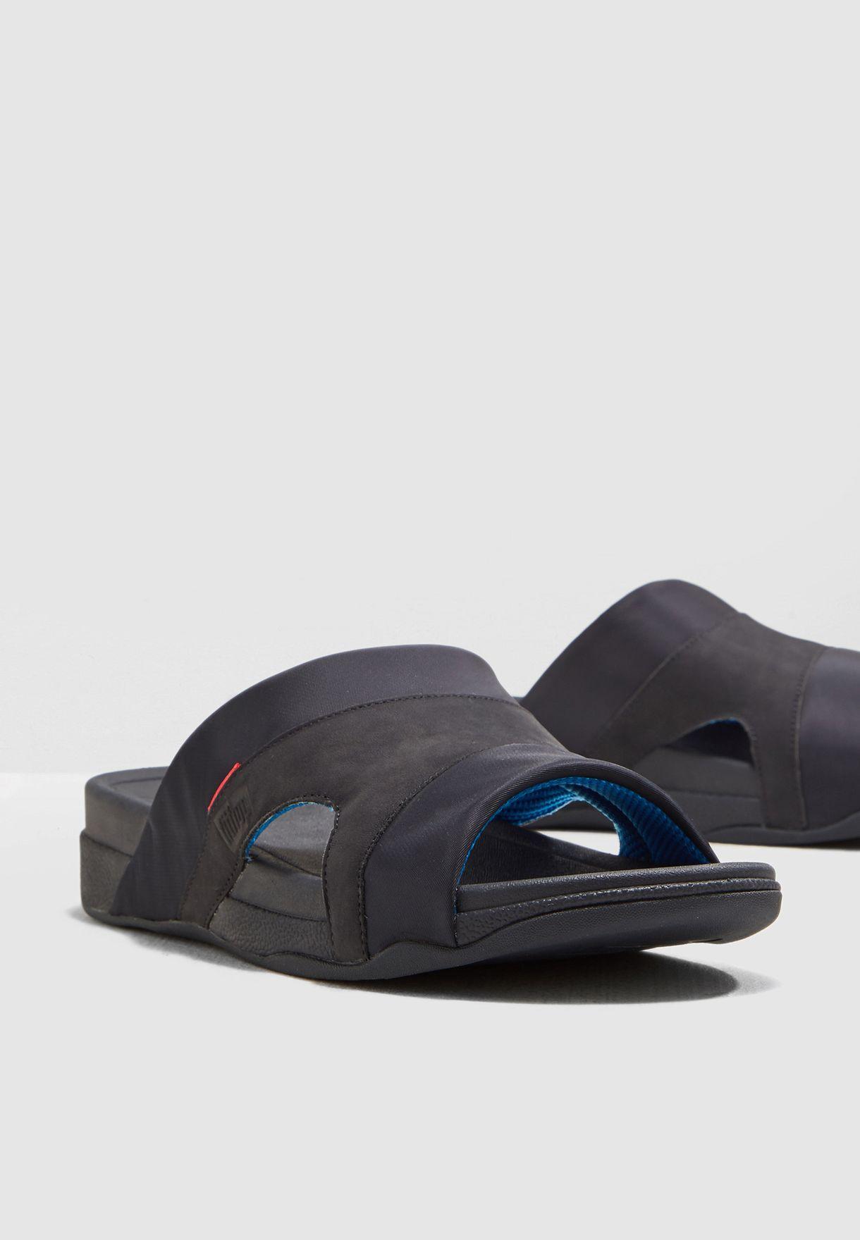 c7385282c0a Shop Fitflop navy Freeway III Sandals for Men in Oman - FI008SH53VJI