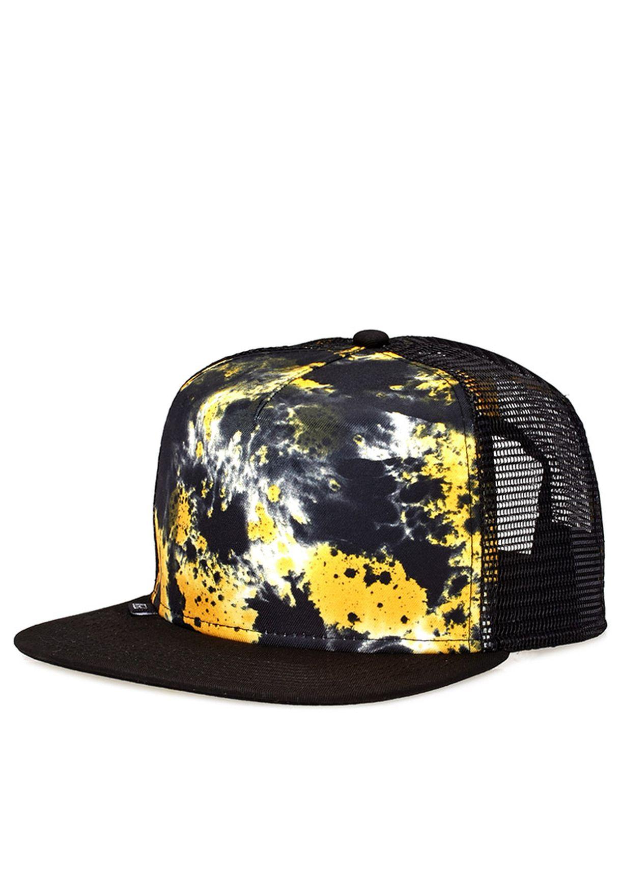008bcd7ef3b Shop Nike black Neckface Trucker Cap NKAP547763-010 for Men in Qatar -  NI727AC53EXQ