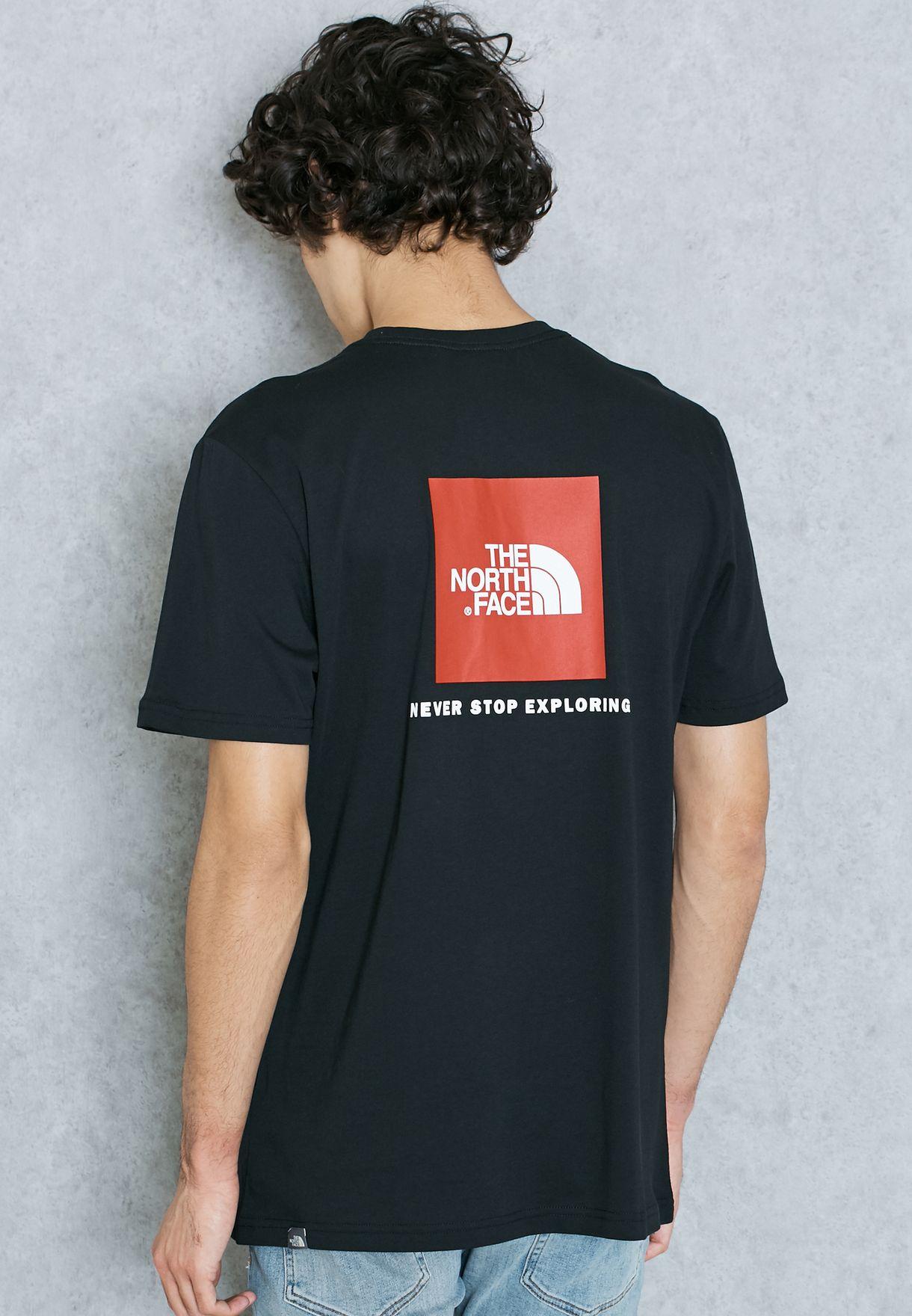 55c94a1f6 Red Box T-Shirt