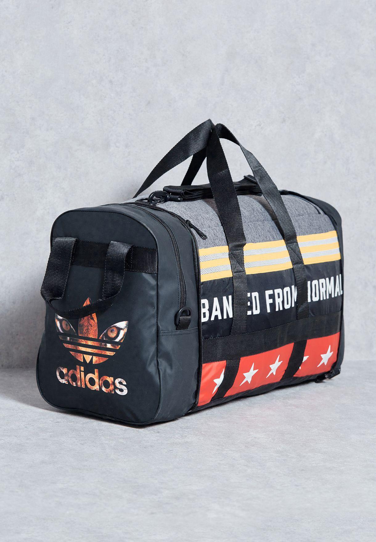 d4bef000e99 Shop adidas Originals black Rita Travel Bag AY9370 for Women in UAE ...