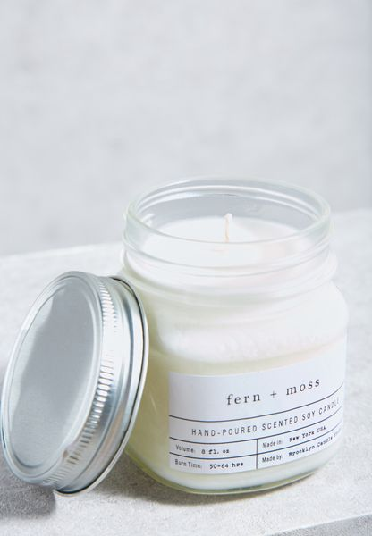 Fern & Moss  Candle