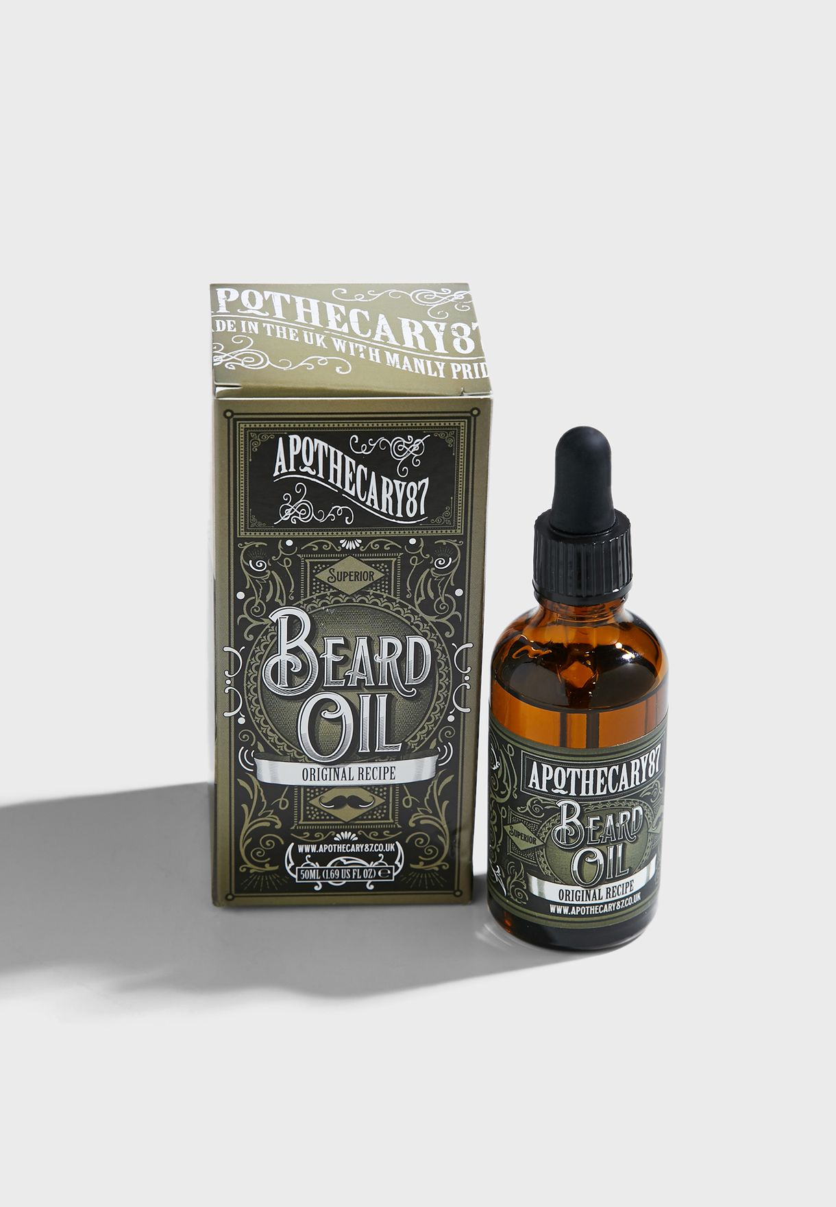 Beard Oil - Original 50ml