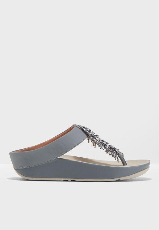 Cha Cha Toe-Thong Sandals